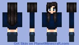you're cute ≧◡≦ Minecraft Skin