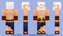 ♠Gods of Rome : Zeus♠ Minecraft Skin