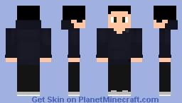 idk lol Minecraft Skin
