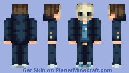 ~Maiky37~ Lyя (+removable coat!1!1) Minecraft Skin