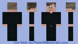 Bf: Jedi Luke Minecraft Skin
