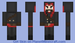 AC Chronicles - Nikolai Orelov Minecraft Skin