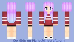 Ombre Minecraft Skin