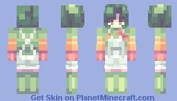 reuniclus Minecraft Skin