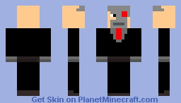 Richard (CYBORG VERSION!) Minecraft Skin