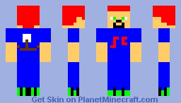 seacraft Minecraft Skin