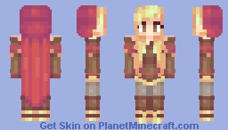 ☾ ωοωjε ☽- Red Riding Hood ♦♢♦ Minecraft