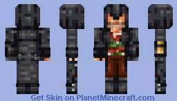Jacob Frye [Assassin's Creed Syndicate] Minecraft