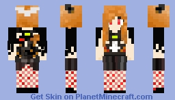 Petite Devil Girl :3 Kawiiii! Minecraft
