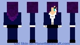 Mayor Minecraft Skin