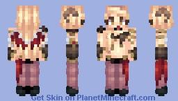 –«Succubus 〈For SkylarPlays's Contest〉»– Minecraft Skin