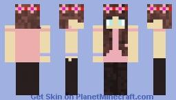 Girl #2 [still really bad *cri] Minecraft Skin
