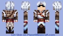 SkyDoesMinecraft Assassins Creed Minecraft Skin