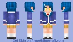 Tadokoro, Megumi  [Shokugeki no Soma] Minecraft Skin