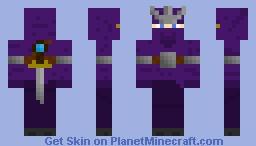 ToA Ninja Minecraft Skin