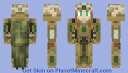 Elven Emperor (Armored) Minecraft