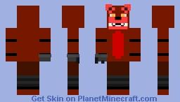 Authentic Foxy
