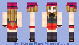 sabrina Minecraft Skin