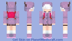 But will you go so far until you can't come back? Minecraft Skin