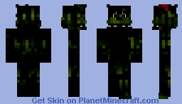 FNAF 3 - Phantom Freddy Minecraft