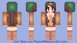 Fawkesy- Fanskin ❤ Minecraft