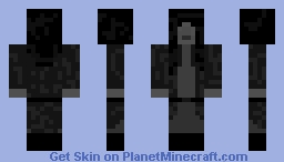 """Not Important"" - Hatred Minecraft Skin"
