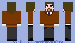 Zeon_Blacktooth Online Persona Minecraft Skin