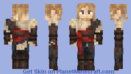 Totally Non-Assassin's Creed Skin Minecraft