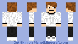 -online persona skin contest- my online persona skin Minecraft Skin