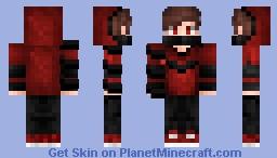 Pvp Erkek Minecraft Skin