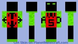 KW KG - (read description) Minecraft Skin