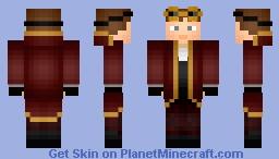 Personal Skin - [Steampunk theme] Minecraft Skin