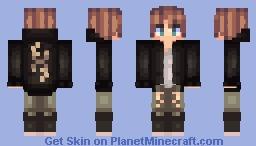 Lyyrx- Fanskin ❤ Minecraft Skin
