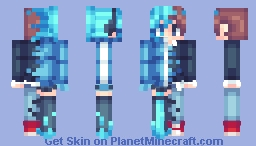 Me and Me (Skin Contest) Minecraft Skin