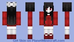 ~OC ⅠⅠ Nerd Girl ♥~ Minecraft