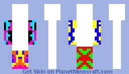 NewNewNew Skin Minecraft Skin