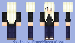 What have i done Minecraft Skin