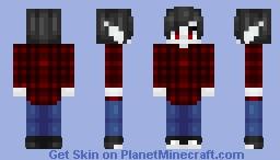 Marshall Lee Minecraft Skin