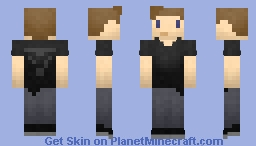 """[Online Persona Entry] """"Jim"""" - Because I can't think of names... Minecraft Skin"""