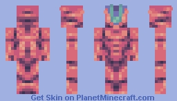 20 minute Speed Demon Minecraft Skin
