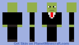 Poisoned Richard Minecraft Skin
