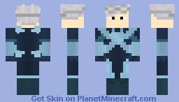 Quicksilver XMen Apocalypse Minecraft Skin - Skins para minecraft pe quiksilver
