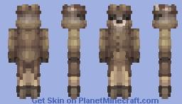 Past | Contest Minecraft Skin