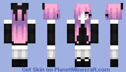 ✝ s α и i т y ✝ Minecraft Skin