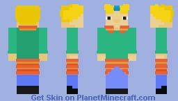 Hey, Arnold! Minecraft Skin