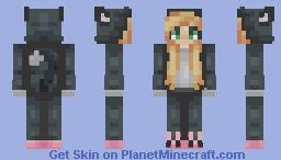 Online Persona / Oc Amber Lee Minecraft