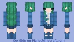 Sup ;-; Minecraft Skin