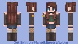 💍 | stomach it - oc Minecraft Skin