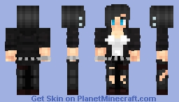 Thalia Grace Minecraft Skin
