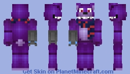 TheCraftySapling (friend that request me for skin)